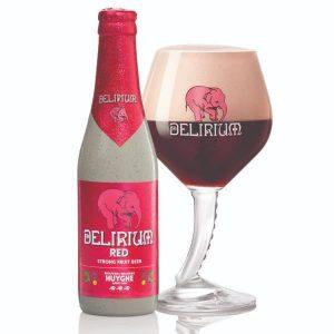 delirium red, cerveza, delivery, antofagasta, bar nomade, lagerhouse