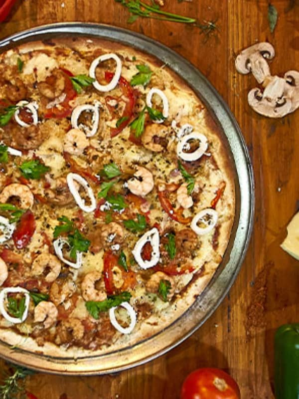 pizza piedra, mariscos, antofagasta